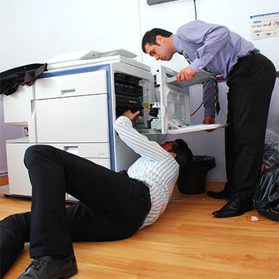 Choosing a Printer and Copier Maintenance Plan for Small Business