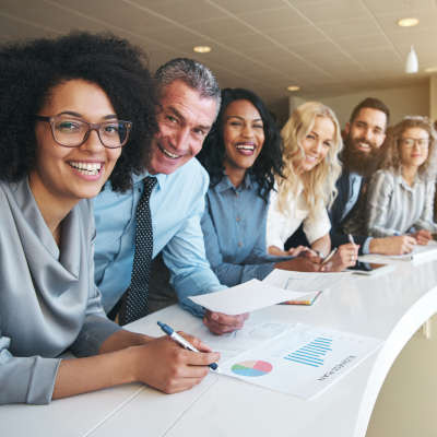 Build a Business People Want to Work For
